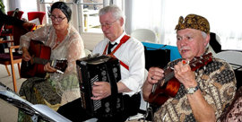Krontjong Music Band uit Bantega